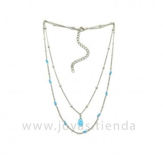 Collar Dina Silver