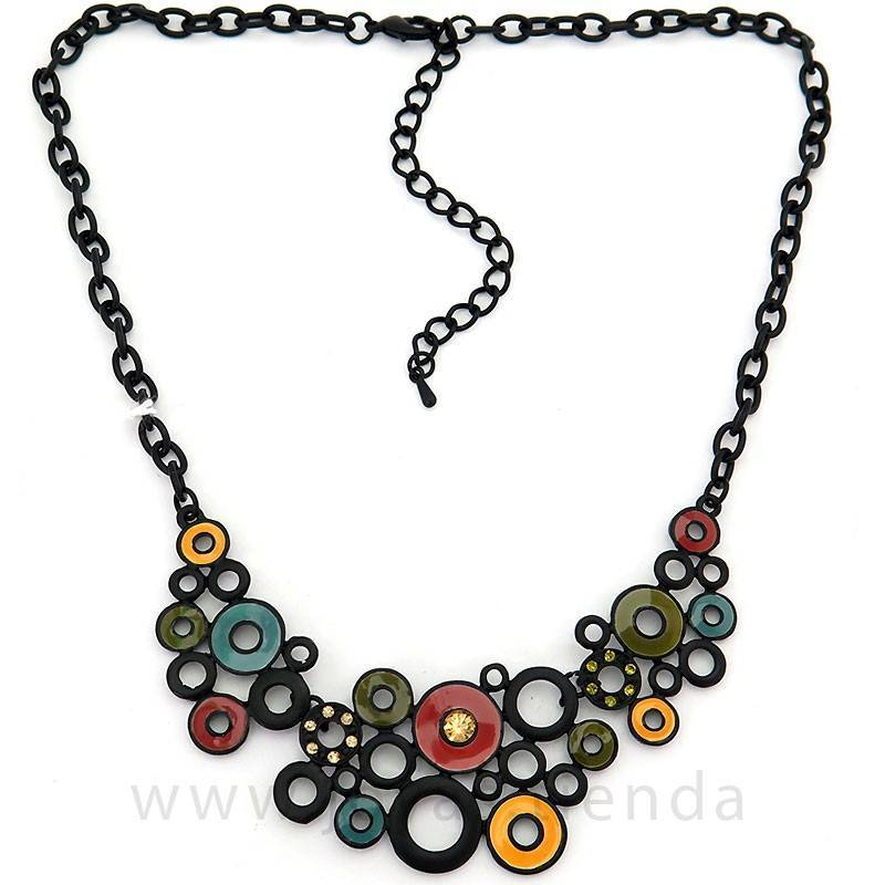 Collar Multi Black