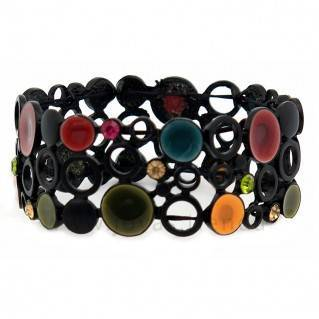 Pulsera Multi Black