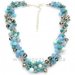 Collar Blue Nature