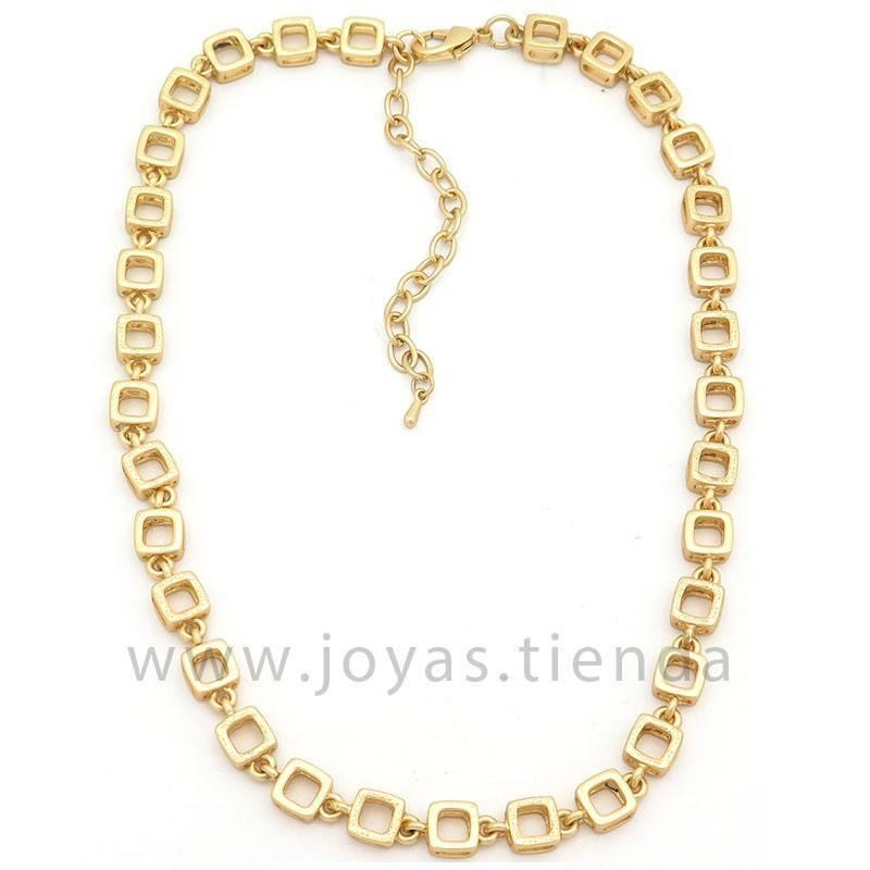 Collar Kirivati Dorado