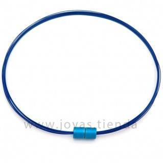 Collar Sipadan Azul