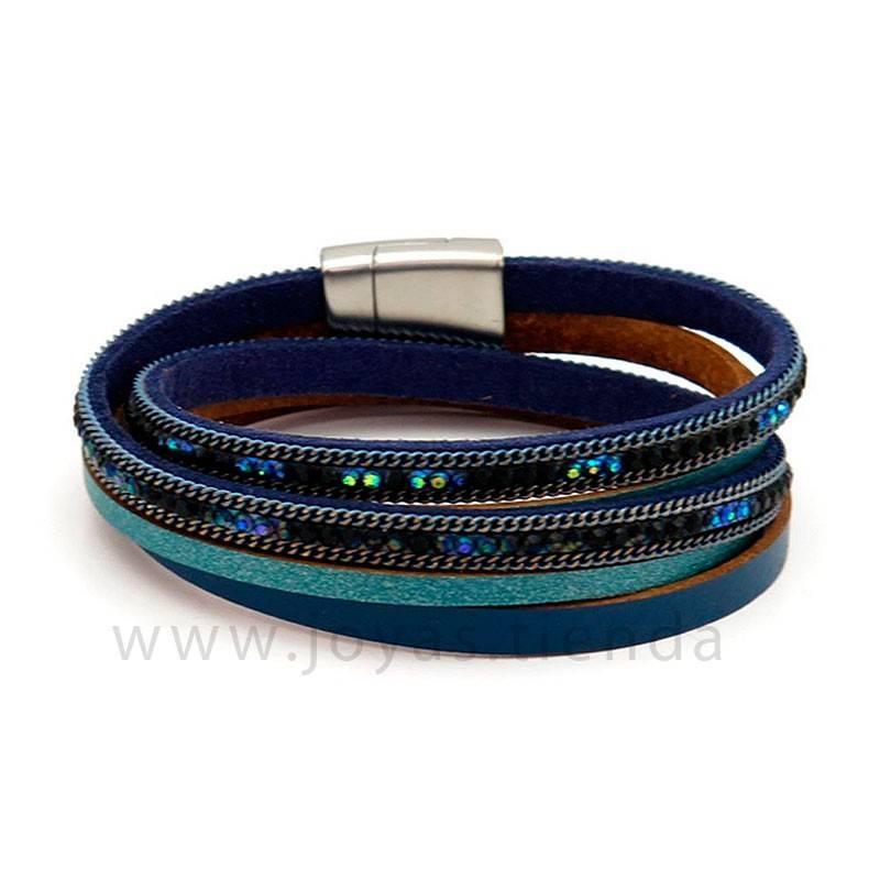 Pulsera Ailish Azul
