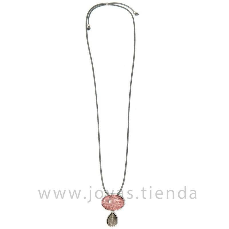 Collar Pipa Rosa